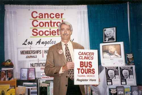 Cancer Control Society and Tour Guide for the Bus Trips to the